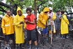 PAU students get in-dept training on mangrove ecosystem