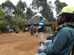 WCS PNG visit new project site